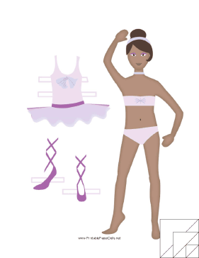 Paper Doll Collection paper doll